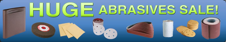 Huge Abrasives Sale!