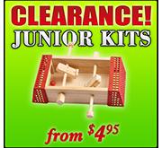 Junior Building Kits on Sale