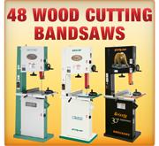 29 Wood Cutting Bandsaws