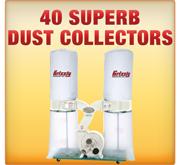 26 Superb Dust Collectors