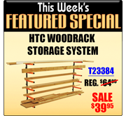 This Weeks Featured Special - T23384