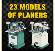 22 Different Planers