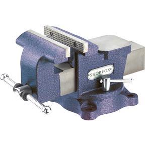 Shop Fox D4068 3-Inch Tilting Jaw Drill Press Vise Woodstock International INC