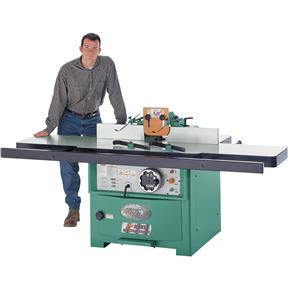 g9968 sliding table shaper grizzly industrial  at alyssarenee.co