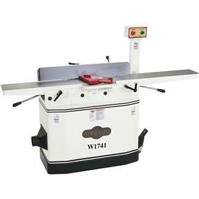 "W1741 — Shop Fox 8"" Jointer with Adjustable Beds"