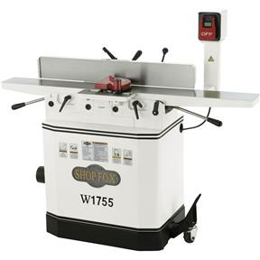 "W1755 — Shop Fox 6"" Parallelogram Jointer"
