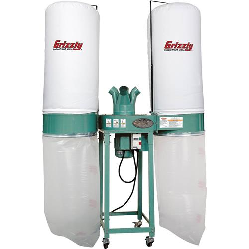G0671 Grizzly 4 Hp Dust Collector 690550006715 Ebay