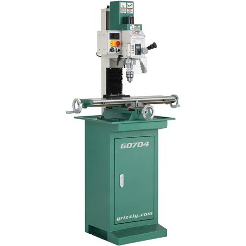 Grizzly G0704 - Drill/Mill with Stand