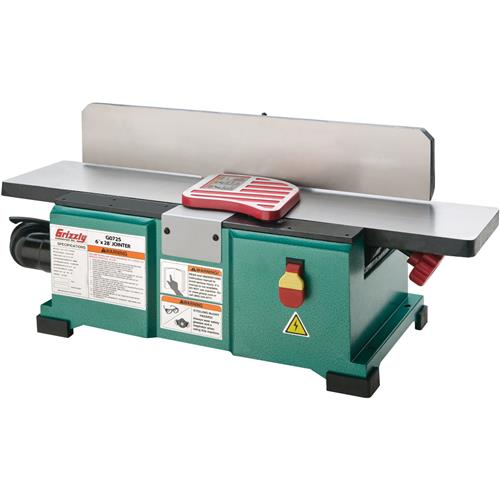 6 x 28 benchtop jointer grizzly industrial Bench planer