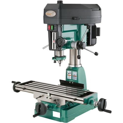 Shop Our G1006 2 Hp Mill Drill At Grizzly Com