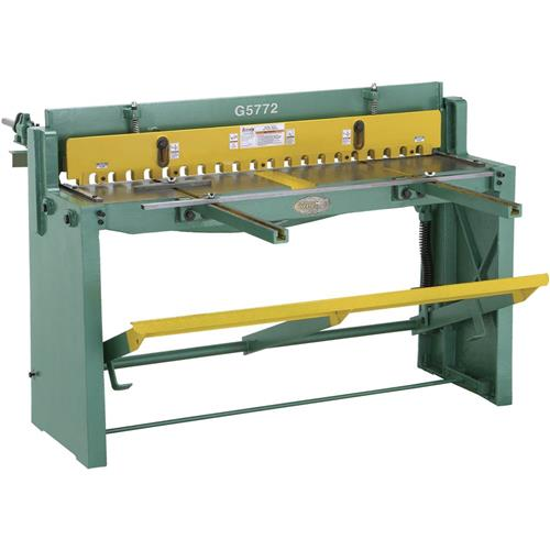 metal shear. cut your work down to size with this heavy-duty shear. cuts up 52\ metal shear 1
