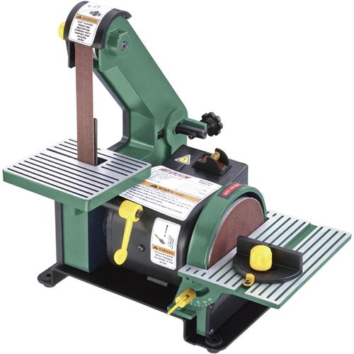 H6070 Grizzly 1 X 30 Belt 5 Disc Sander Ebay